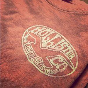 Vintage Hollister Pink T-shirt